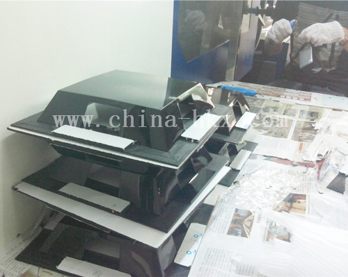 Multifunction charger  injection mold