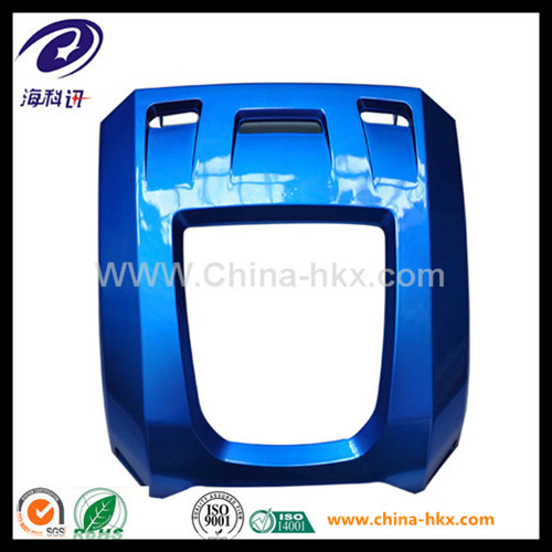 Electronic product shell molds/parts manufacture
