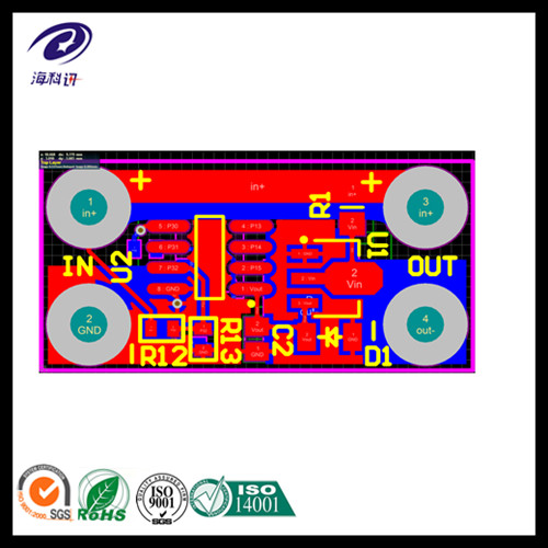 lamp control board customized