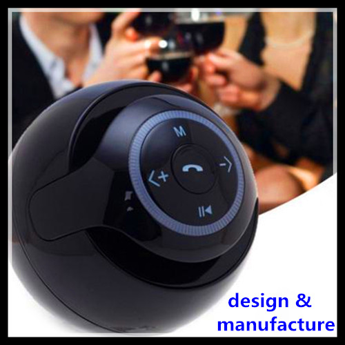 bluetooth speaker  design and manufacture