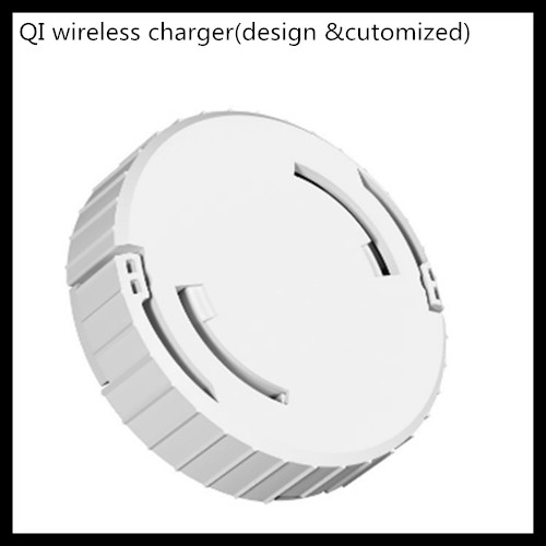QI wireless charger design and manufacture