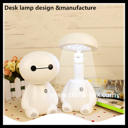 desk lamp  design and manufacture
