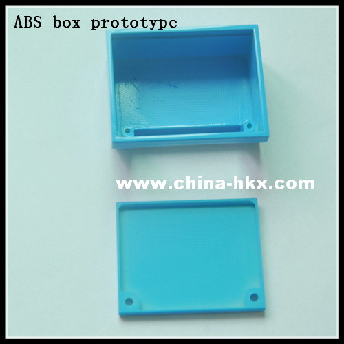 box  ABS  prototype