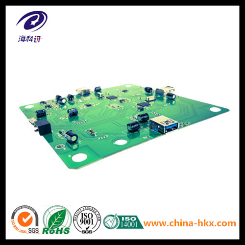 Multifunctional charger board