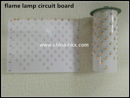 flame lamp control board