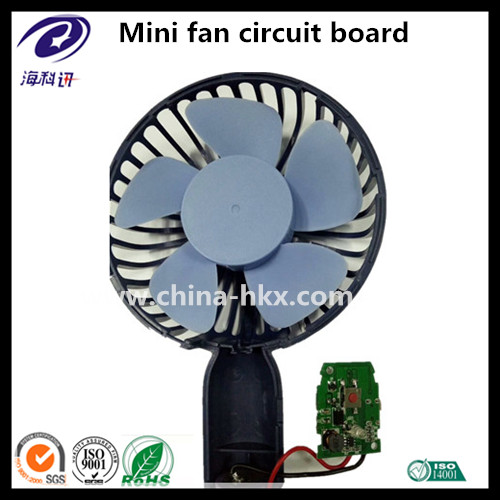 mini fan control board