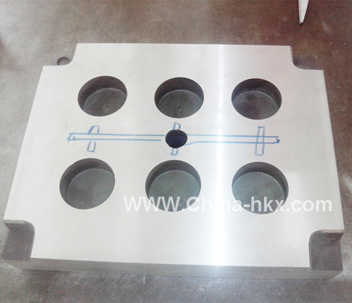 PA66 cap   injection mold