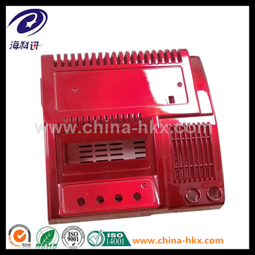 Red painting  molds/parts manufacture
